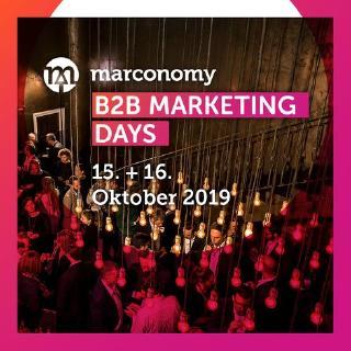 Der Fachkongress für Marketer aus mittelständischen Unternehmen (marconomy)