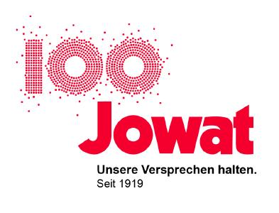 100 years of Jowat. Since 1919, the globally active adhesives specialist from Detmold has systematically and successfully built on an impressive product diversity, deep industrial understanding, and close customer contact  / Source: Jowat SE