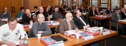 Die Vollversammlung der Handwerkskammer Reutlingen beschloss einstimmig den geplanten Neubau des Internats sowie die Modernisierung und Umstrukturierung der Bildungsakademie Tübingen