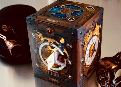 Augmented Reality Adventskalender im Steampunk Look