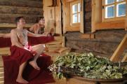 Saunieren ist pure Entspannung für Körper und Seele