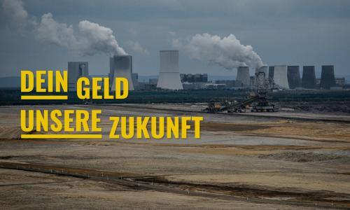 Braunkohletagebau in der Lausitz mit Kraftwerk Schwarze Pumpe, Fotograf: ©Cezanne-Fotografie/stock.adobe.com