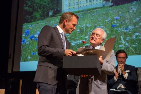Stiftung Schloss Dyck erhält internationale Auszeichnung in Portugal