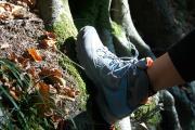 Richtiges Schuhwerk ist ein unabdingbares Muss auf Wanderreisen