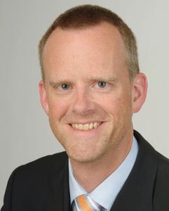 Porträt von Dietmar im Spring, Director Marketing der OnVista Group