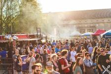 Street Food at its best: Moderne Kulinarik auf dem Festplatz