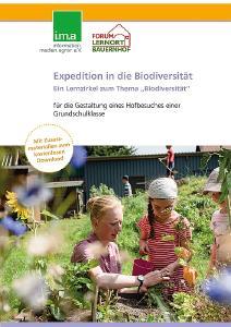 """Titelbild """"Expedition in die Biodiversität"""""""