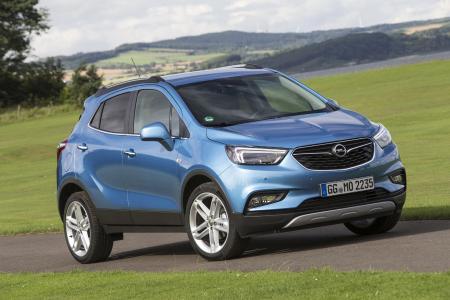 Der Opel Mokka X ist mit bereits 100.000 Bestellungen eines der wichtigsten Modelle im Portfolio des Unternehmens