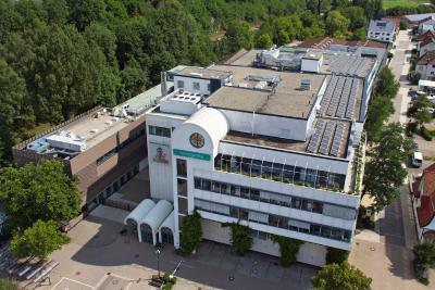 Hansgrohe SE - Stammsitz Schiltach / Baden-Württemberg