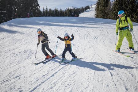 Sonnenskilauf im Ski Juwel - Foto Wildschönau Tourismus