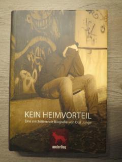 Verleger Olaf Junge hatte damals mit seinem ersten im underDog Verlag erschienenen Buch (Kein Heimvorteil) den Verlag vor etwa 10 Jahren ins Leben gerufen. Nun setzt er sich für andere Schicksalsschläge ein.