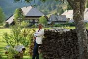 Schwarzwald-Botschafter Hansy Vogt © Astrid Franz