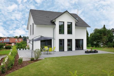 Schlüsselfertig Bauen mit TALBAU-Haus