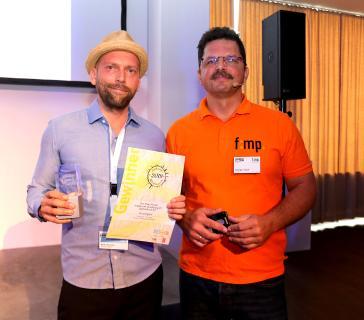"Marko Hanecke, Printelligent - Preisträger in der Kategorie ""Prototyp"""