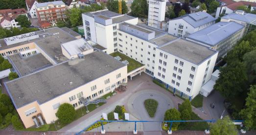 Das Asklepios Klinikum Bad Abbach (Foto 1) - nach Bewertung unabhängiger Institutionen