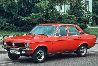 The Year of the Legends: Opel Ascona and Manta are 50 Years Old