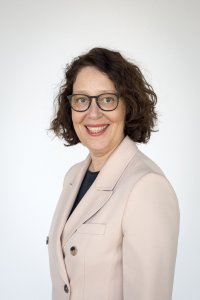 Expertin Dr. Christina Berndt im BIGtalk zum Thema Resilienz (Copyright Karin Brunner/Abdruck honorarfrei).