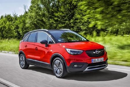 In allen Kategorien überzeugend: Die fünf Euro NCAP-Sterne des Opel Crossland X basieren auf guten Noten beim Schutz erwachsener Insassen und von Kindern genauso wie beim Fußgängerschutz und in der Kategorie der Sicherheitsassistenten.