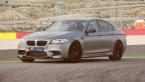 Racelook styling and Barracuda Karizzma wheels for the BMW M5 F10