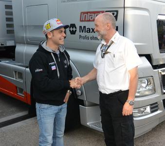 Sandro Cortese wieder Botschafter für Sachsenring GP
