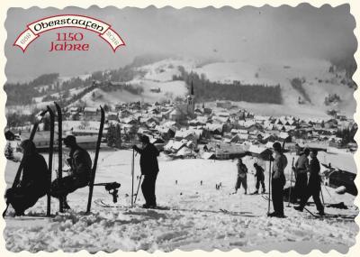 1150 Jahre Oberstaufen