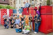 Musik schenkt Lächeln e.V aus Karlsruhe / Foto: Das Diakonische Werk Württemberg
