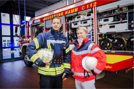 Feuerwehr Hamm