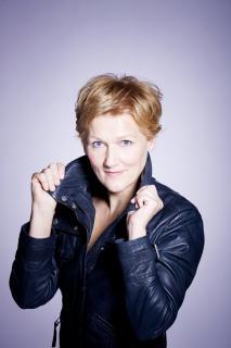 Sopranistin Angela Denoke / Foto: Johan Persson