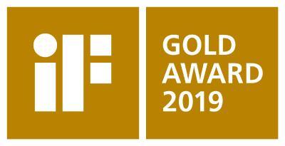 iF GOLD AWARD / Copyright: iF Design
