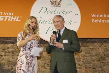 Sonderpreis Stihl   Eva Grünbauer und Dr. Rüdiger Stihl