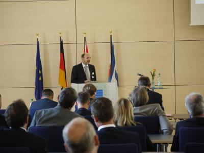 Bo Nintzel, Geschäftsführer der immovativ GmbH stellt KIP vor