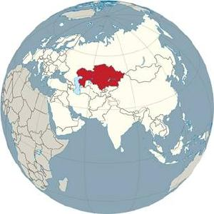 Kasachstan © Grafik: TUBS/Wikimedia Commons