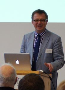 Prof. Dr. Bernd Lehmann, Vizepräsident für Forschung und Transfer der Hochschule Osnabrück