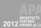 WINI gewinnt Architects Partner Award in Silber