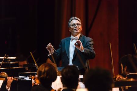 Ulf Schirmer Dirigent / Foto ©Kirsten Nijhof