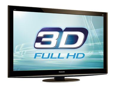 Erstmalig in Deutschland auf der diesjährigen HIGH END® 2010 im M,O,C, München präsentiert Panasonic den ersten marktreifen 3D fähigen Full HD Plasma-Fernseher im 50 Zoll Format