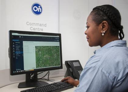 Service-Center Luton: Opel OnStar verbindet den Kunden immer mit einem geschulten Berater – und nicht mit einer Maschine