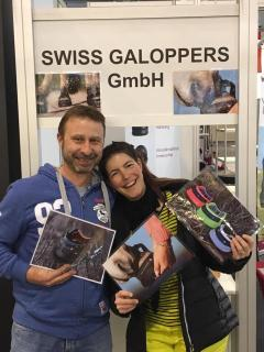 Swiss Galoppers   Armin Eberle und Tanja Eberle Weixelbaumer.