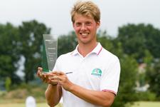 Castanea Resort Open: Julian Kunzenbacher holt den Titel in Adendorf