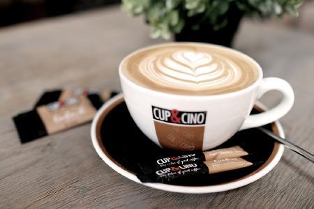Das neue CUP&CINO Barista-Konzept überzeugt auf der Internorga in Hamburg!