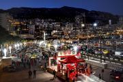 Zielbereich der 22. RMCH am Hafen von Monaco