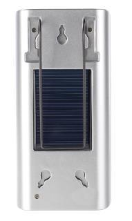 Callstel Kfz-Freispechsystem mit Solar-Panel, Bluetooth 4.0, Multipoint und DSP
