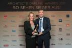 "GROHE gewinnt den Architects' Darling Award® in der Kategorie ""Sanitäre Armaturen"""