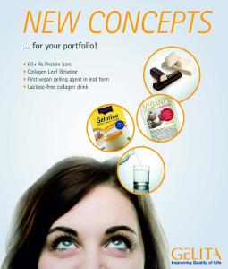 New Collagen Concepts for Your Portfolio