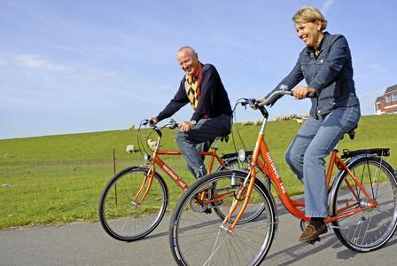 Radreise-Reporter für die Nordsee gesucht (Foto: Nordsee-Tourismus-Service GmbH)