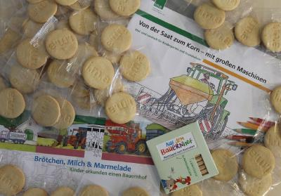 Kekse für die Kinder