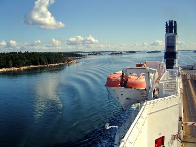Mit Finnlines direkt ab Travemünde nach Helsinki. Das sollte im Sommer 2021 wieder möglich sein!