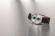 Lilienthal Berlin Chronograph Duality Silver Black