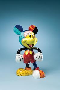 Disney by Britto spiegelt die spaßigen CharakDisney by Britto - freches, farbenfrohes Design des brasilianischen Künstlers Romero Britto