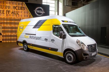 Opel Movano Motorsport Service